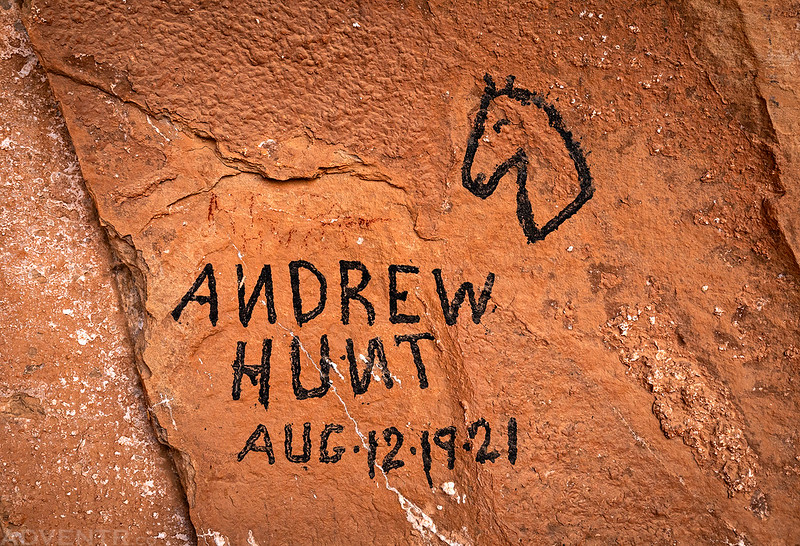 Andrew Hunt 1921