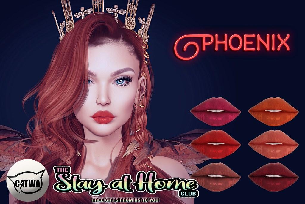 Voodoo - Stay At Home - Phoenix Catwa