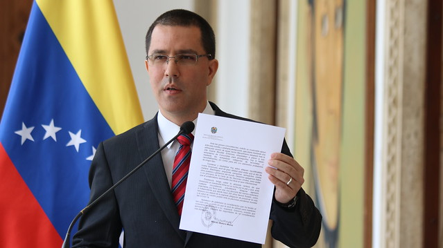Presidente Maduro denuncia grave acción de EEUU contra Venezuela en carta dirigida a líderes del mundo