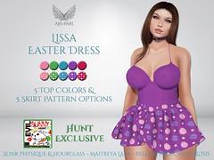 [Ari-Pari] Lissa Easter Dress