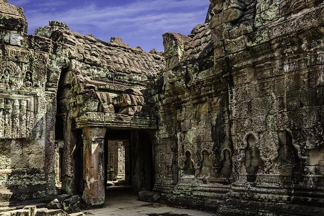 B5D_5913 Open Courtyards at Preah Khan