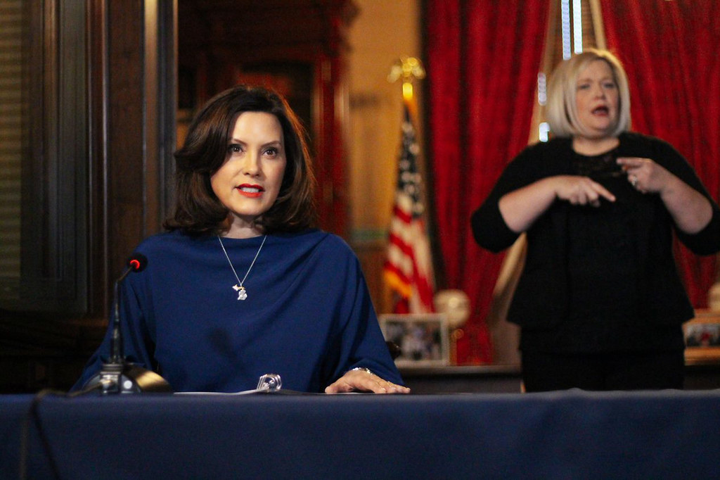 Governor Gretchen Whitmer's COVID-19 Update