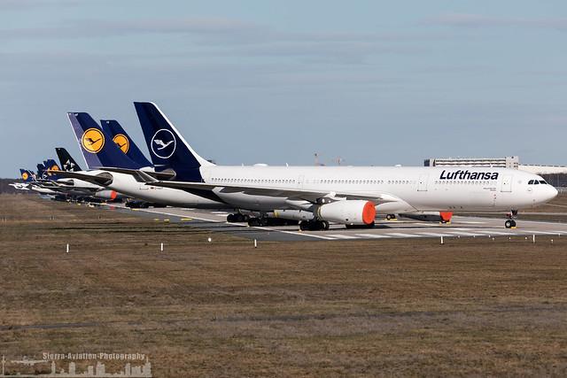 Lufthansa (FRA - EDDF - Frankfurt)