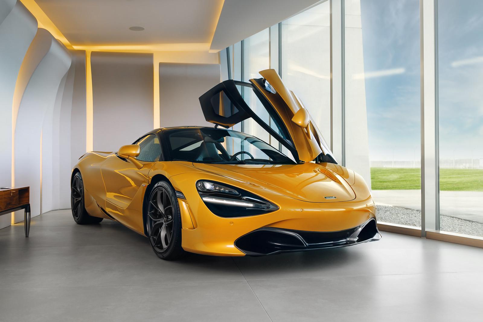 McLaren s720