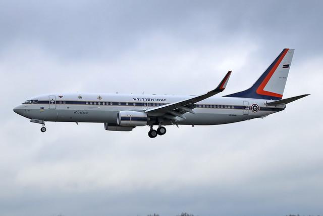 Boeing B737-8Z6(BBJ2) - HS-HMK - HAJ - 30.03.2020(3)