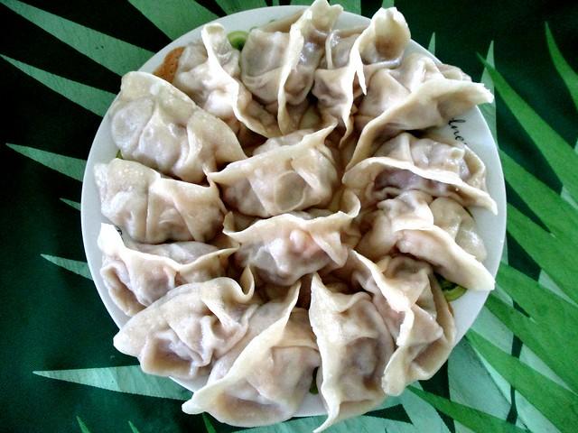 Shui xiao, xiao long bao recipe - steamed