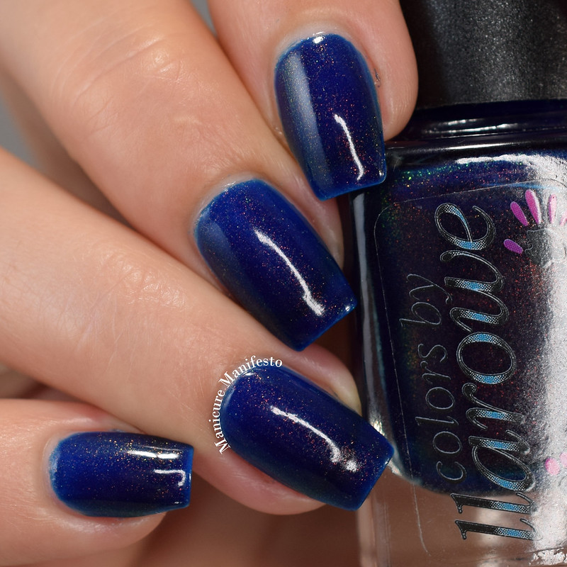 Colors By Llarowe Sizzlin' Liz review