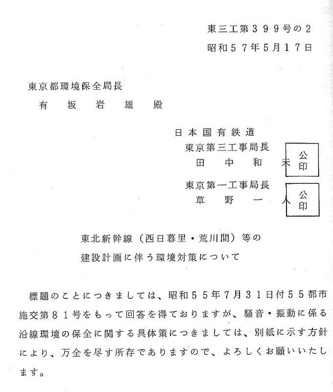 東北新幹線東京大宮間110キロ規制と線形 (14)