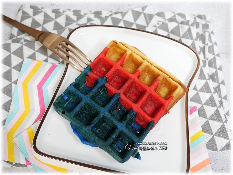 彩虹鬆餅081
