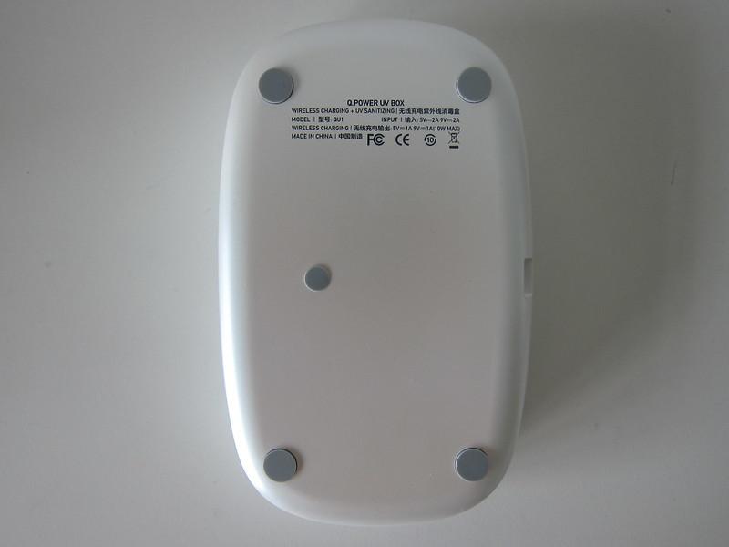 Momax Q.Power UV-Box - Bottom