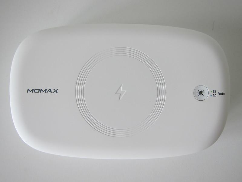 Momax Q.Power UV-Box - Top