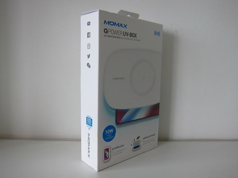 Momax Q.Power UV-Box - Box
