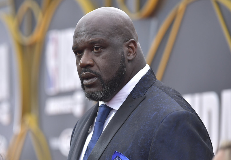 Shaquille O'Neal。(達志影像資料照)