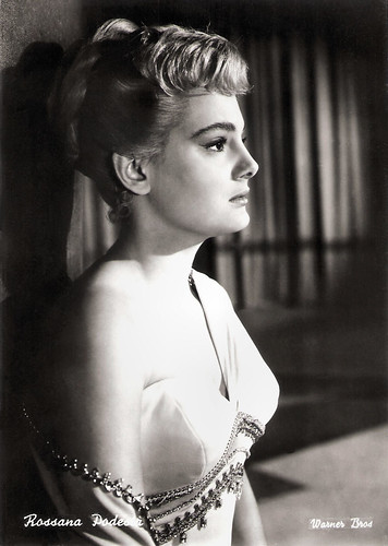 Rossana Podestà in Helen of Troy (1956)