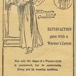 Mon, 2020-03-30 16:47 - Warner's Corsets 1916