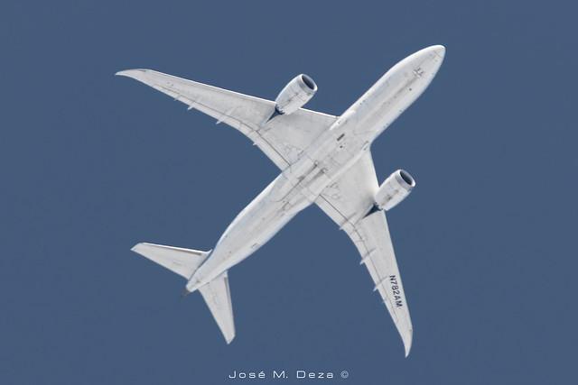 Aeromexico B787-8 N782AM