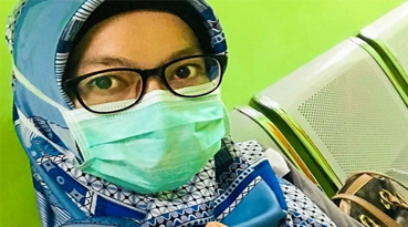 Nurliana answers call from Health Ministry to serve country again