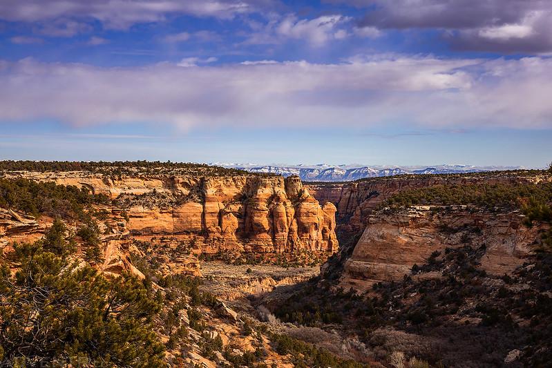 Upper No Thoroughfare Canyon