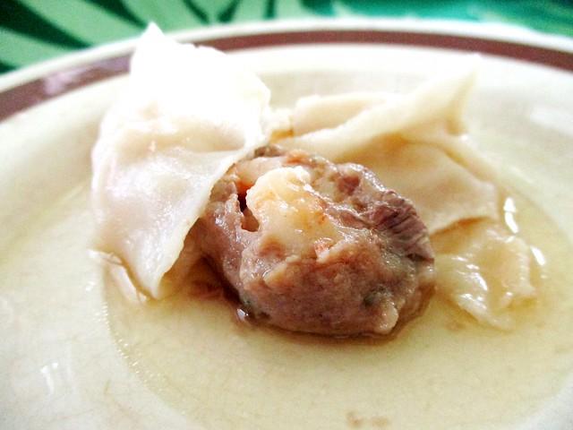 Shui jiao, xiao long bao recipe - inside