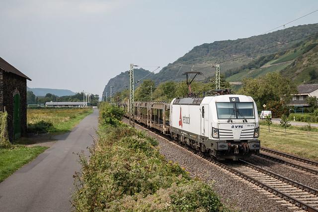 Retrack 193 815 - Leutesdorf