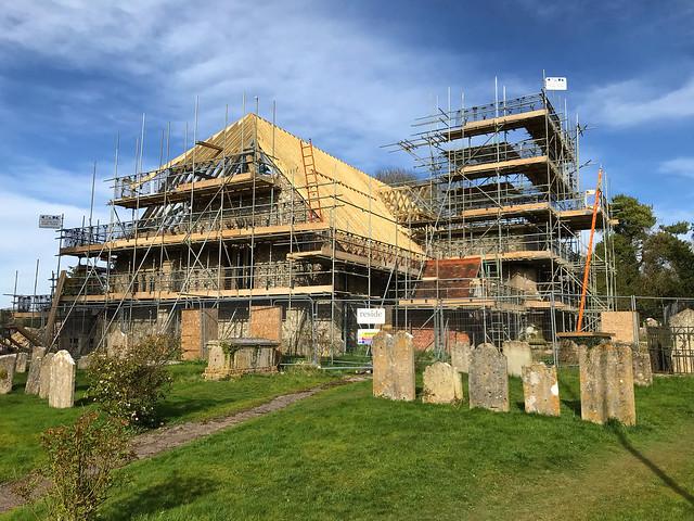 St Peter's Church Rebuild