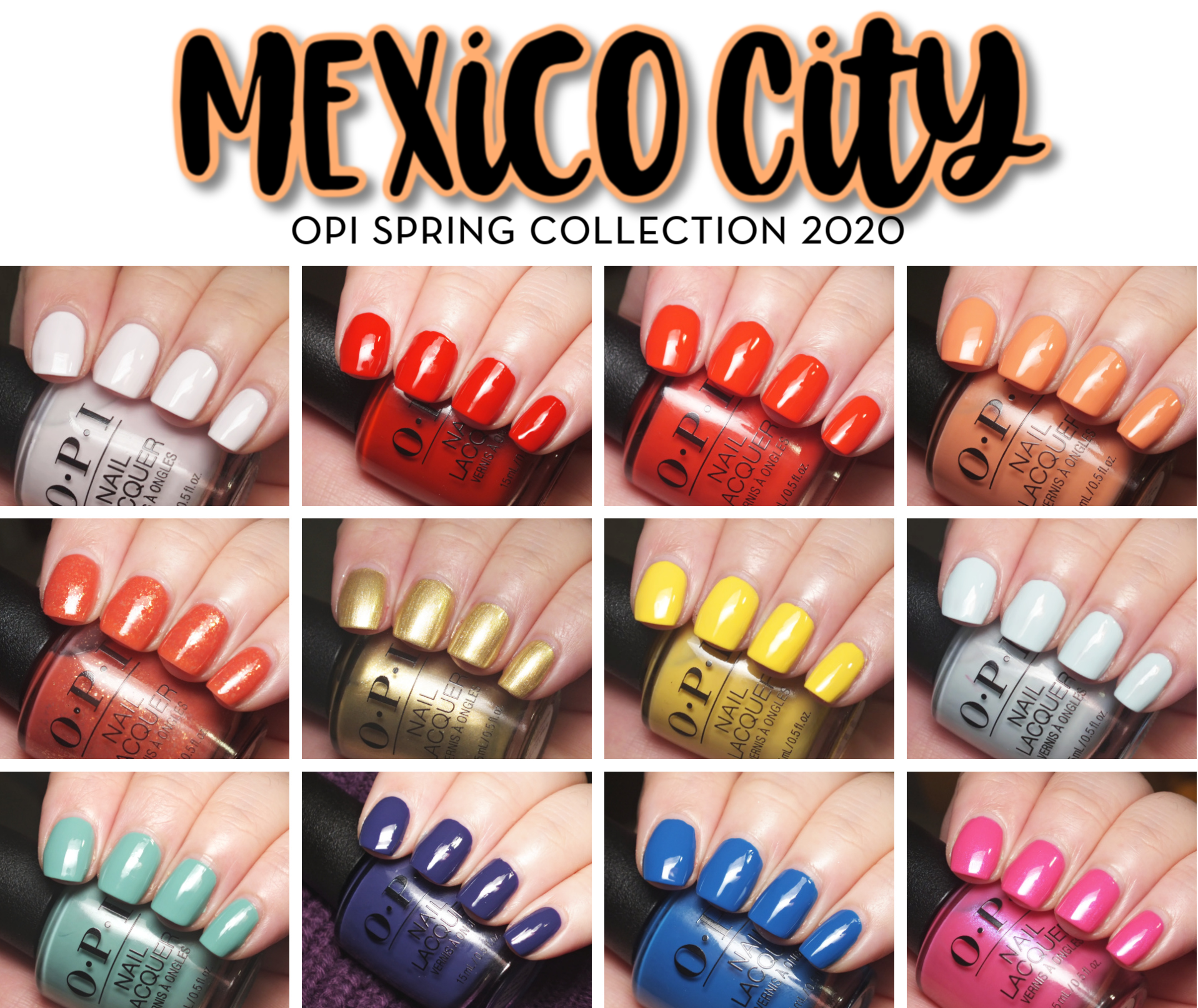 opi mexico collage - pin size
