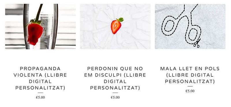 Llibres digitals dedicats de Ferran Cerdans Serra