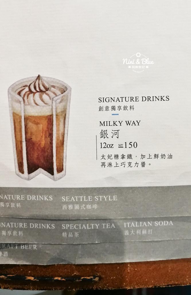 The Factory Mojocoffee台中精誠商圈咖啡甜點 菜單15