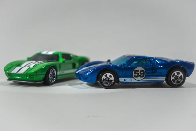 GT-40's