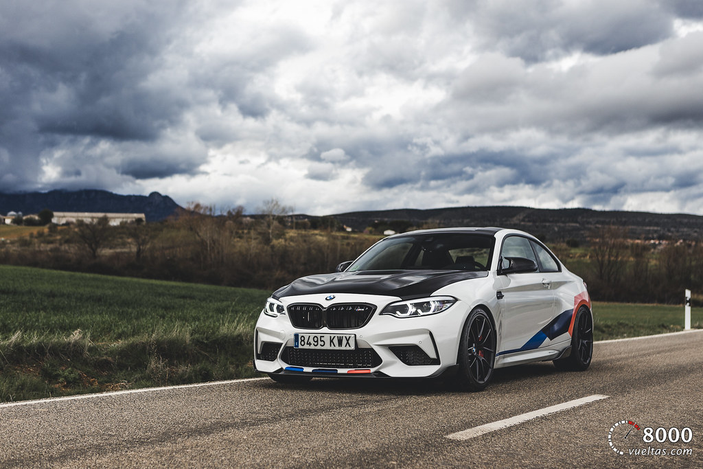 BMW M2 Competition - 8000vueltas-63