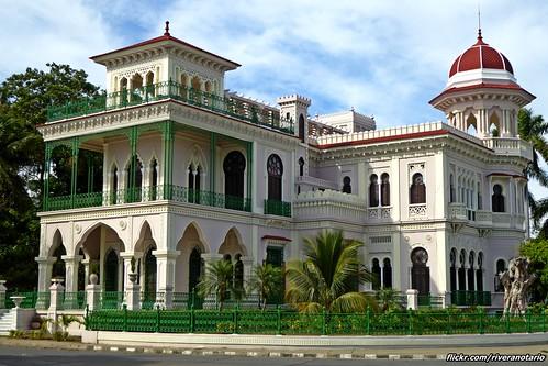 Palacio del Valle - Cienfuegos, Cuba