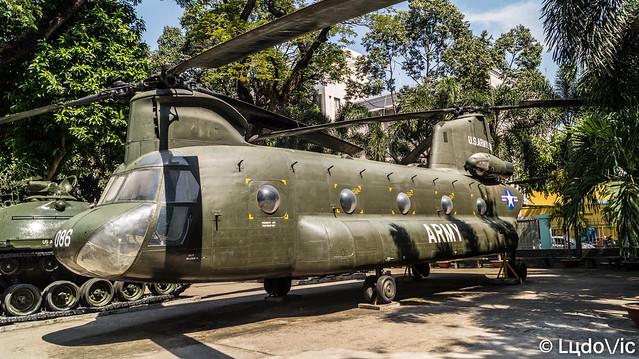 Saïgon - 15 - War Museum