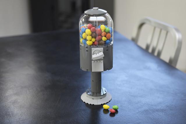 Lego Candy Dispenser - atana studio