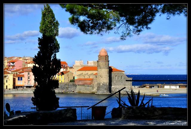 Le clocher le plus célèbre du Roussillon