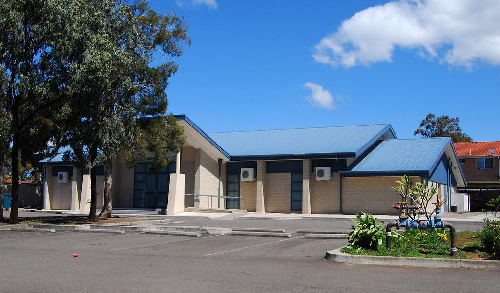 Congregational Chrisitian Church Samoa, Emerton, Sydney, NSW.