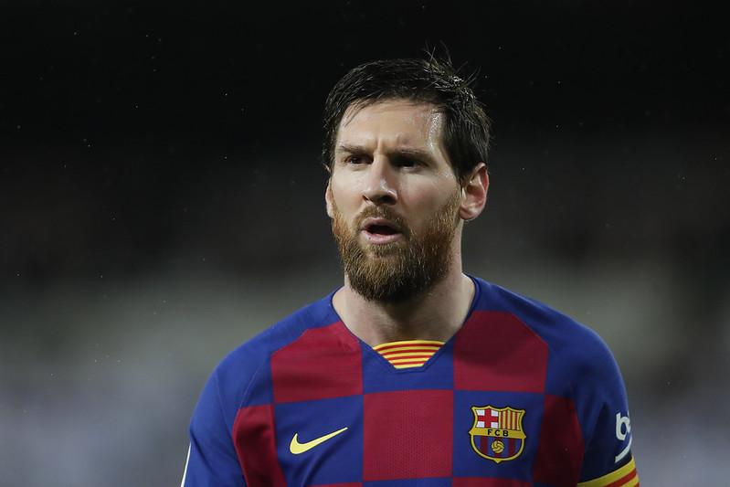 Lionel Messi。(達志影像資料照)