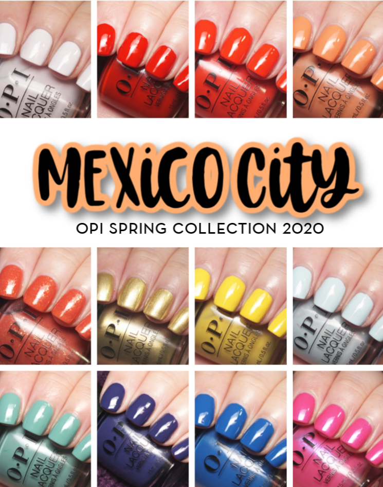 opi mexico collage