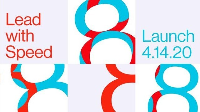 OnePlus 8 Akan Dilancarkan Pada 14 April 2020
