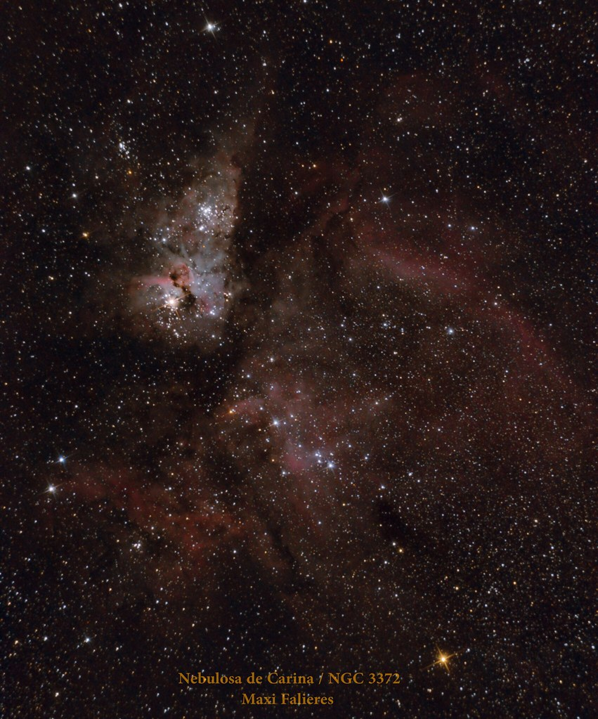 Nebulosa Eta Carina