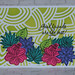 Hero Arts Tropical Flowers Friendship Card