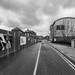 Norwich rush hour. Duke Street. Monday 5pm