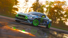 Ford #25 Mustang RTR