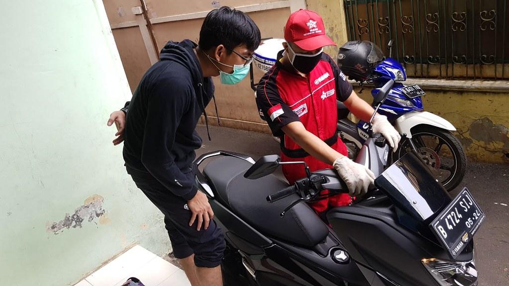 Service Kunjung Yamaha (SKY)  (2)