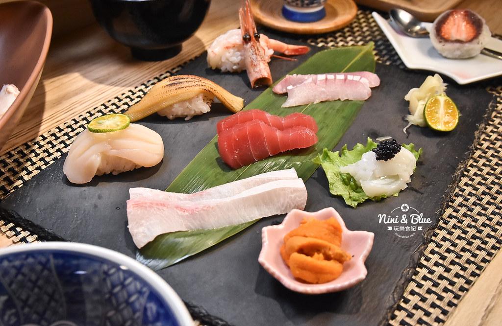 台中壽司 和食望月 日本料理26