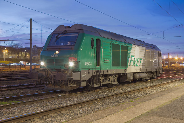 SNCF 475434 Nevers