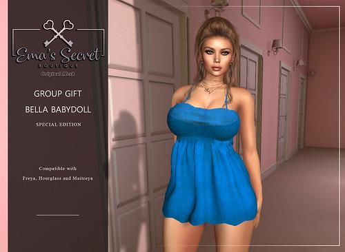 Ema's Secret April 2020 Group Gift!