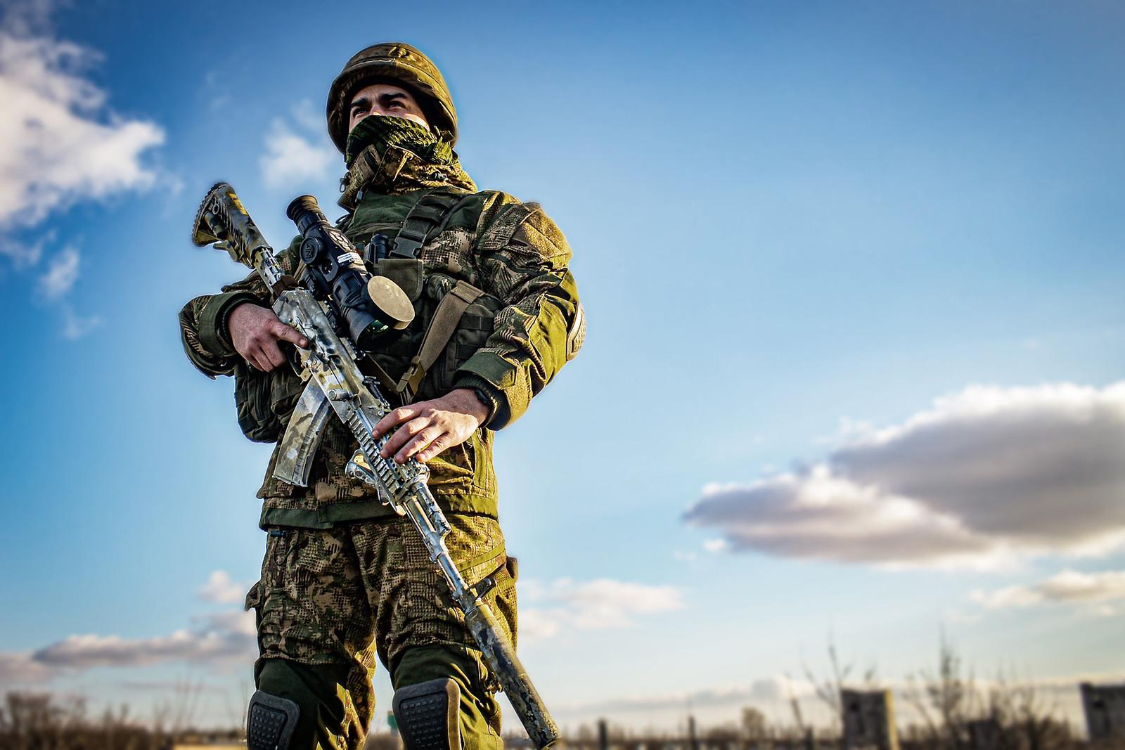 Участь НГУ в операції Об'єднаних сил