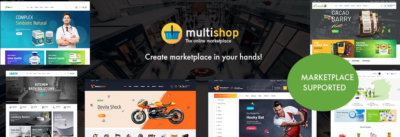 Leo Multishop Marketplace Multivendor PrestaShop Theme