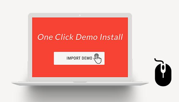 1 Click Demos Import