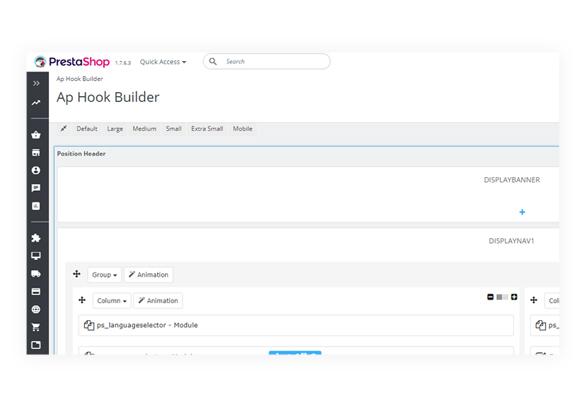 Drag n Drop Ap Page Builder